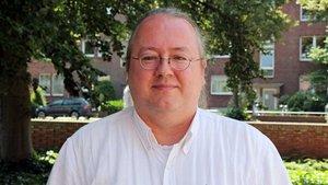 Oliver Ermonis ist Vorsitzender der Mitarbeitervertretung in der Raphaelsklinik Münster.