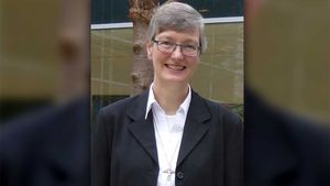 Schwester Josefa Maria Bergmann.   Foto: pd
