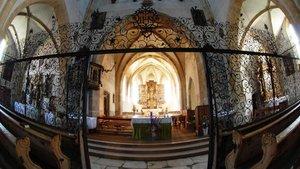 Die Kirche in Mariapfarr. Hier trat Joseph Mohr seine erste Pfarrstelle an. | Foto: Michael Bönte