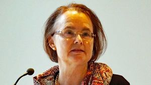Professorin Margit Eckholt. | Foto: Universität Osnabrück, KDFB