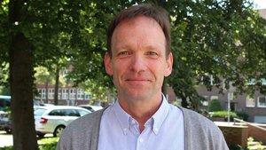 Andreas Volmer ist Vorsitzender der Mitarbeitervertretung im Prosper-Hospital Recklinghausen.