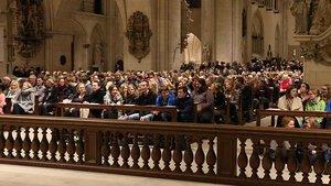 Gottesdienst der KSHG im St.-Paulus-Dom. | Foto: KSHG
