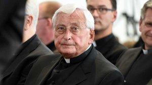 Bischof Walter Mixa. | Archivfoto: Harald Oppitz (KNA)