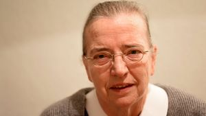 Schwester Ilse, Evangelische Diakonisse.