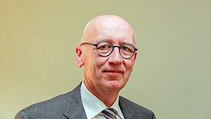 Ulrich Hörsting, Finanzdirektor im Bischöflichen Generalvikariat Münster. | Foto: Christof Haverkamp