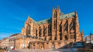 Kathedrale von Metz.