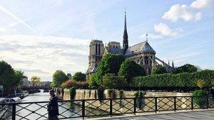 die Kathedrale Notre Dame von Paris