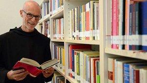 Pater Marcel Albert.   Foto: Michaela Kiepe (pbm)