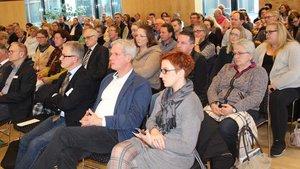 Mehr als 180 Mitarbeitervertreter von Angestellten im Bistum Münster informierten sich im Könzgen-Haus in Haltern über das kirchliche Arbeitsrecht