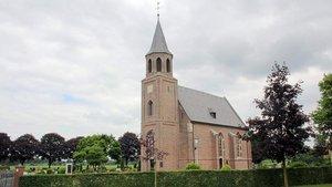 Die Autobahnkirche bei Gescher. | Foto: Johannes Bernard