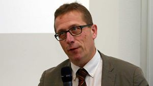 Thomas Schüller, Professor für Kirchenrecht an der Katholisch-Theologischen Fakultät der Universität Münster.