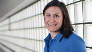 Lisi Maier ist Bundesvorsitzende des BDKJ. | Foto: Christian Schnaubelt (BDKJ)