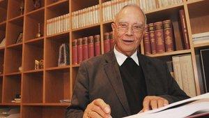 Bischof em. Reinhard Lettmann