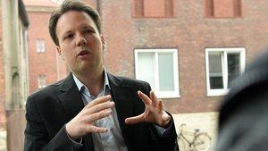 Mit 31 Jahren ist Michael Seewald aus Münster Deutschlands jüngster Theologieprofessor. | Foto: Michael Bönte