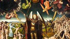 """""""Jüngste Gericht"""" von Hans Memling (um 1470)"""
