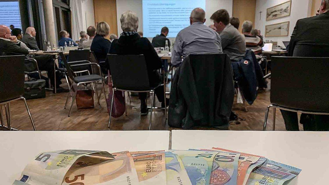 Sitzung des Diözesanrates im Franz-Hitze-Haus Foto: Christof Haverkamp
