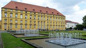 Der Kongress tagt im Osnabrücker Schloss. | Foto: Dieter Schütz, pixelio.de