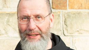 Pater Christian Brüning OSB