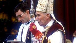 Erzbischof Marcel Lefebvre, Gründer der Priesterbruderschaft St. Pius X., am 30. Juni 1988 in Econe. | Foto: KNA