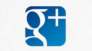 Logo von Google+.