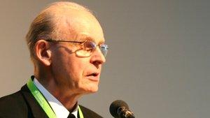 Franz Kamphaus, bis 2007 Bischof von Limburg