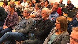 Teilnehmer der Veranstaltung in Recklinghausen