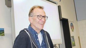 Norbert Terliesner unterrichtet Katholische Religion am Gymnasium Remigianum in Borken. | Foto: Johannes Bernard