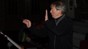 Tom Löwnethal, Leiter des Cäcilienchores in Uedenerbruch.   Foto: Jürgen Kappel