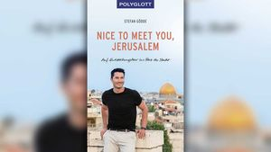 Stefan Gödde: Nice to meet you, Jersualem