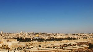 Papst Franziskus fordert den Status quo für Jerusalem. | Foto: Michael Bönte