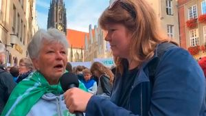 Christians for Future im Interview in Münster