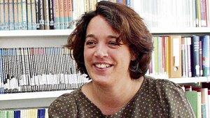 Katrin Brockmöller ist die Direktorin des Katholischen Bibelwerks. | Foto: Jens Joest