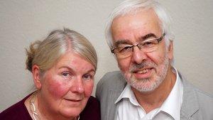 Adelheid Wolbring-Wefers und Hans-Joachim Wefers, er evangelischer Superintendent, sie katholisch