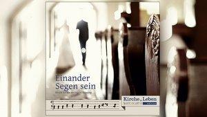 """Das Cover der Hochzeits-CD """"Einander Segen sein"""""""