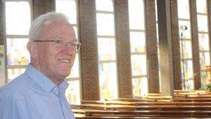 Hubert Schulte-Kemper aus Marl möchte die christlichen Gemeinden der Stadt unterstützen.