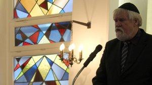 Alfred Buß, eheamliger Präses der Evangelischen Kirche von Westfalen