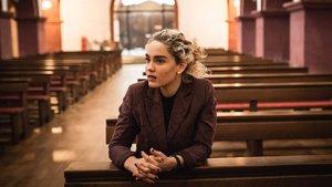 Ihren Glauben lebt Jana nicht nur in der Kirche. | Foto: GEP/Marcus Frenz