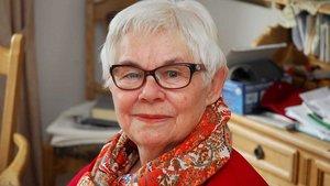 Ursula Kahmann (78) aus Xanten.   Foto: Jürgen Kappel