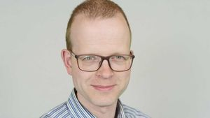 Jens Joest, Redakteur.