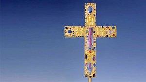 Vom Borghorster-Stiftskreuz fehlt seit dem 29. Oktober 2013 jede Spur. | Foto: pd