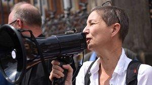 """Andrea Voß-Frick, eine der Mitinitiatorinnen von """"Maria 2.0""""."""
