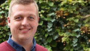 Lukas Mey lebt im Bischöflichen Priesterseminar Borromaeum in Münster. Er will Priester werden. | Foto: instagram (@priesterseminar.borromaeum)