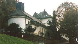 Die profanierte St.-Paulus-Kirche in Altena