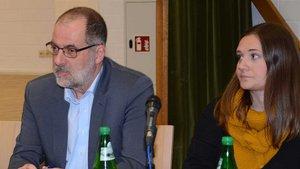 Peter Frings und Bernadette Baldeau