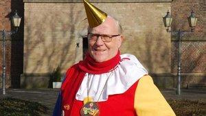 Rolf Kuhlmann ist im Karneval zu Hause.