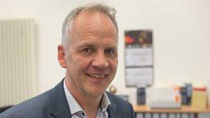 Laurenz Gebbeken, Leiter der Gruppe Personalmanagement. | Foto: Marie-Theres Himstedt