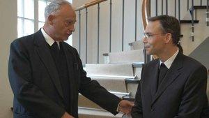 Bischof Reinhard Lettmann (+) und Franz-Peter Tebartz-van Elst