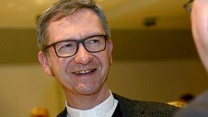 Pfarrer Antonius Hamers, Leiter des Katholischen Büros in Düsseldorf. | Foto: Michael Bönte