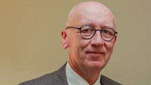 Ulrich Hörsting, Leiter der Hauptabteilung Verwaltung im Bischöflichen Generalvikariat. | Foto: Christof Haverkamp