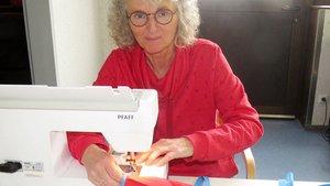 Gruppenleiterin Rita Kesse. | Foto: Freckenhorster Werkstätten